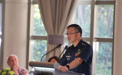 Maj. Gen. Restituto Padilla (APOC12-1) provides an overview of the Marawi siege in the Philippines.