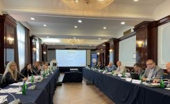 Meeting of the PfP Consortium's Regional Stability in the South Caucasus Study Group