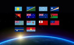 Oceania's Potential Role in Space Governance Development?