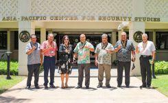 President Panuelo visit to DKI APCSS