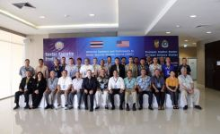 Senior Security Studies Course in Thailand