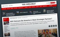 Will Vietnam Be America's Next Strategic Partner