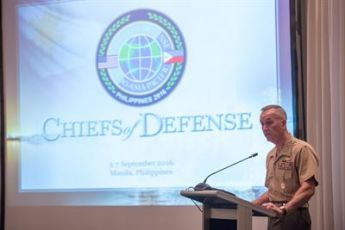 Gen. Joe Dunford, chairman of the Joint Chiefs of Staff,