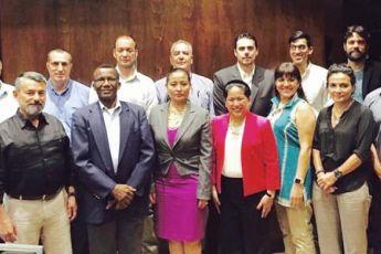 WJPC and NESA event in Casa blanca