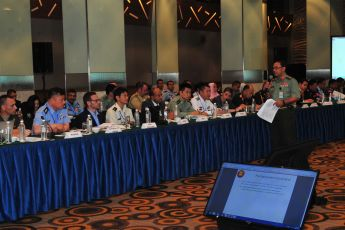 Col. Sakri (CCM 18-1) – Facilitating the exercise